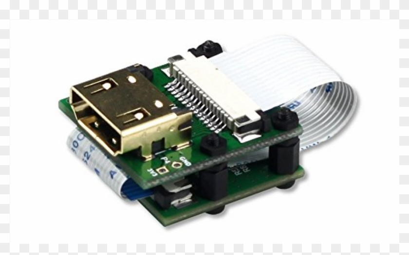 Wholesale For Electronics, Arduino And Raspberry Pi - Hdmi Camera Module Clipart #5027345