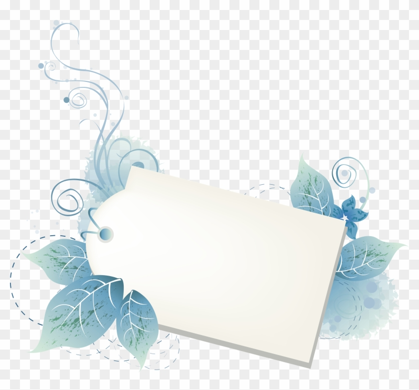 Border Paper Fashion Template Free Hd Image Clipart - Art Paper - Png Download #5038848