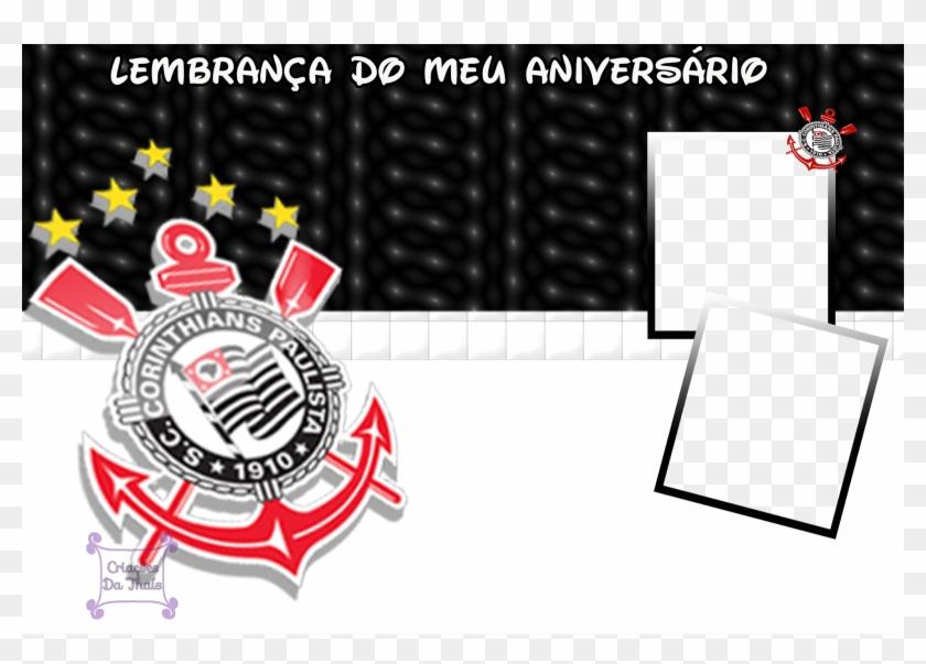 Convite Corinthians Png - Sport Club Corinthians Paulista Clipart #5039867
