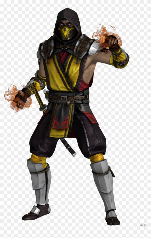 Scorpion Mk11 Mkx Mobile Hanzo Freetoedit Mortal Kombat 11