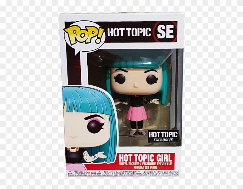 Hot Topic Girl
