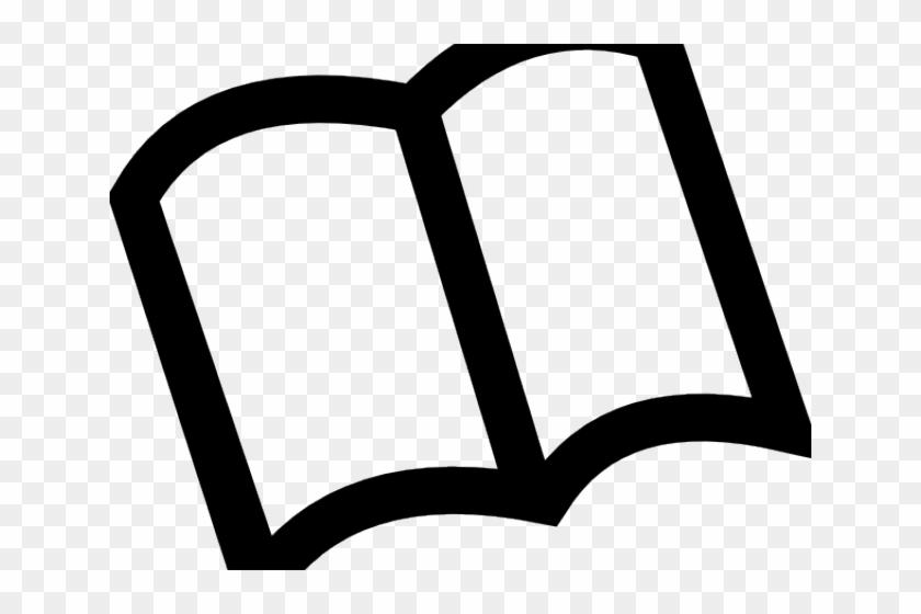 Symbol Clipart Book - Simbolo De Biblioteca En Un Mapa - Png Download #5046389