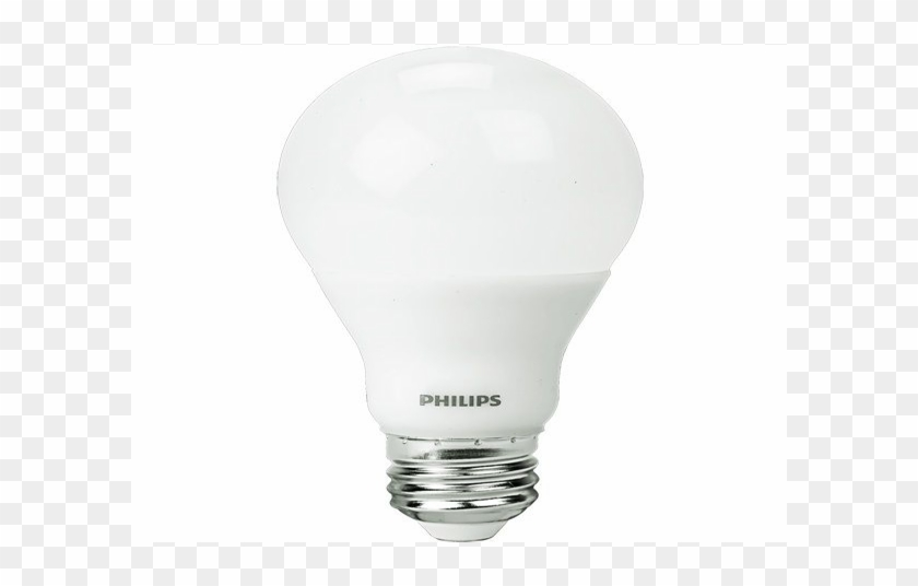 The More You Dim, The Warmer The Light Light Dims To - Incandescent Light Bulb Clipart #5047846