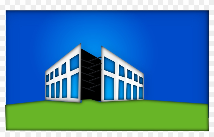 This Free Icons Png Design Of Commercial Space - Premises Clipart Transparent Png #5052161