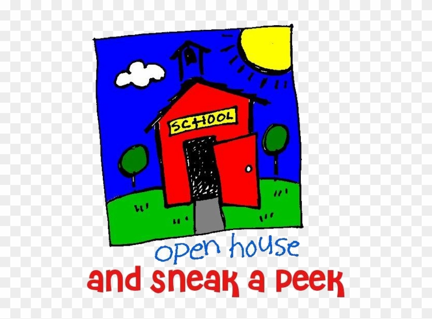 Meet Your New Teacher And Hear All About The Academic - School Open House Png Clipart #5055732
