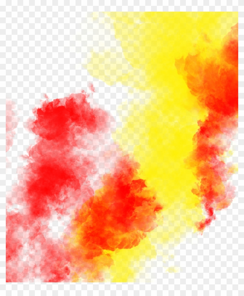 Color Splash - Color Smoke Png, Transparent Png #5059882