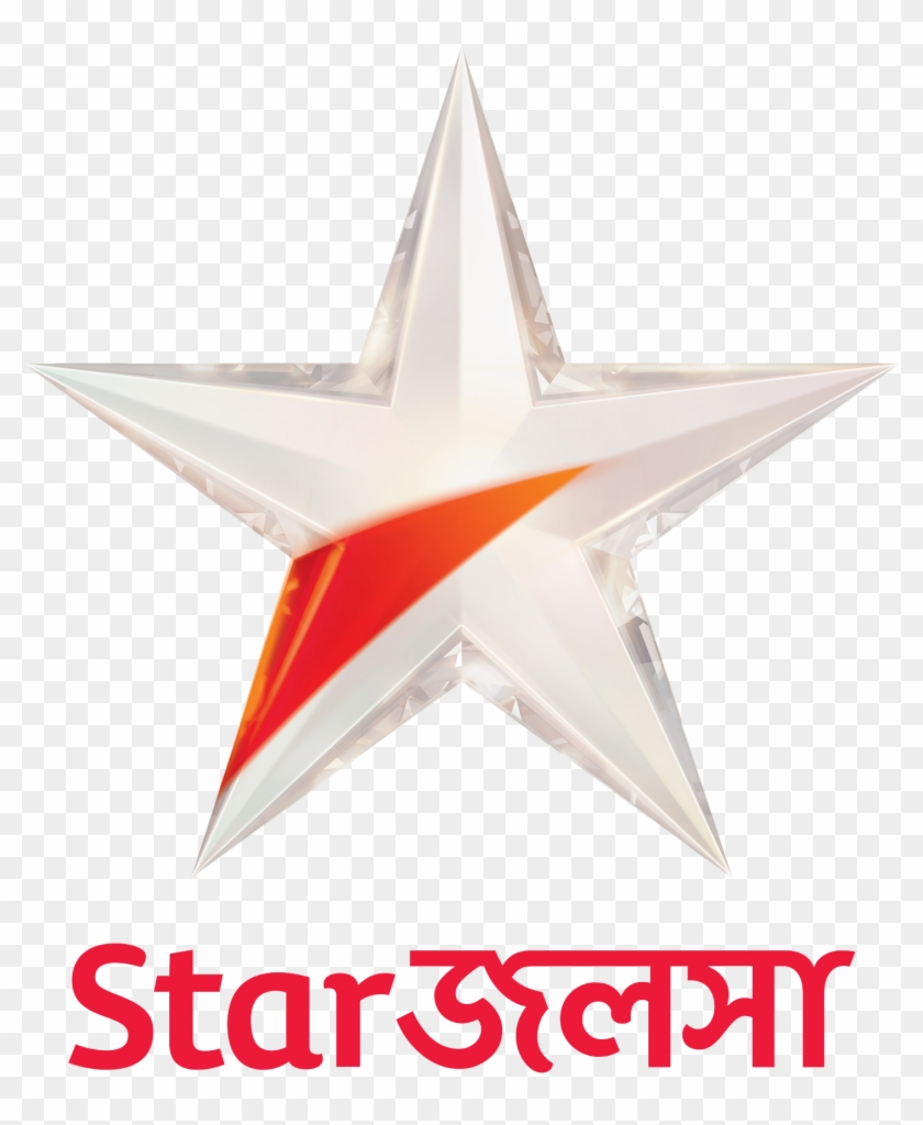 Star Jalsha Bangla All Serial Download 24th October - Star Plus Logo New Clipart #5061376
