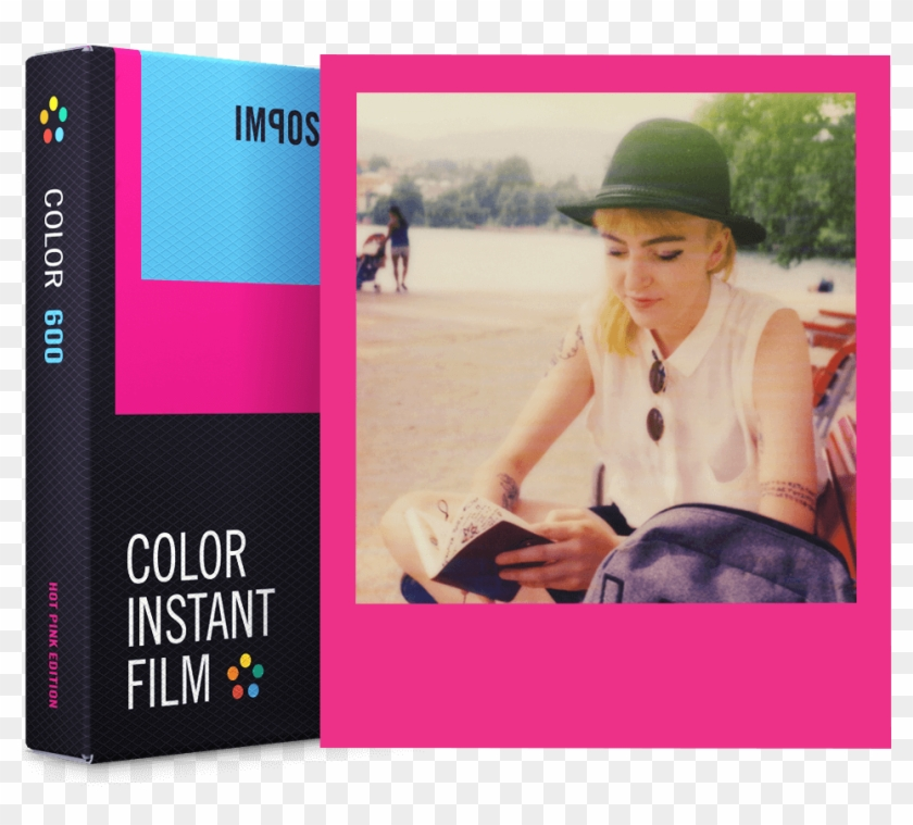 First Up, Impossible Offers The Original Format Colour - Pelicula Polaroid Sx 70 Clipart #5066324