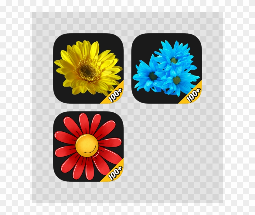 Flower Stickers Bundle On The App Store - Artificial Flower Clipart #5066677