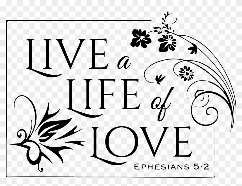 Ephesians 5:1-2 Illustrated: