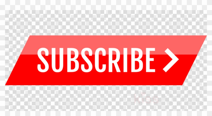 Youtube Red Logo Png - Transparent Youtube Subscribe Button Clipart #5068928