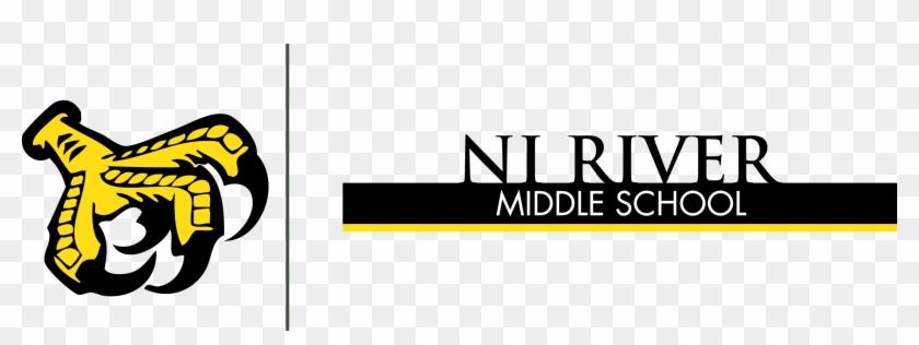Ni River Middle - Ni River Middle School Logo Clipart #5078456