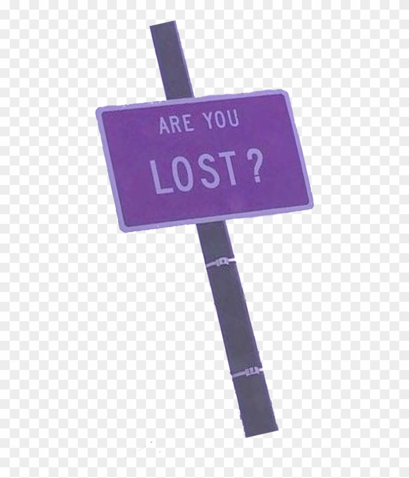 Violet Aesthetic, Sticker Ideas, Revolve Clothing, - Traffic Sign Clipart #5079546
