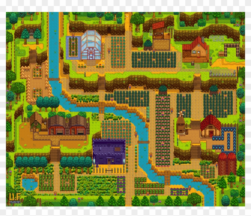 Hill Top Hilltop Noot Design Farm Stardew Valley Clipart 5087417 Pikpng