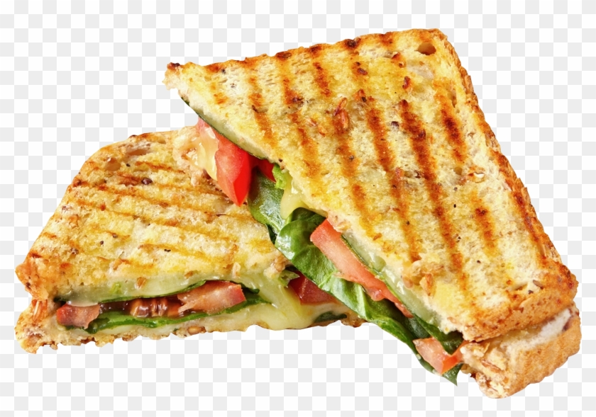 Sandwich Png Hd Veg Grilled Sandwich Png Clipart 511279 Pikpng