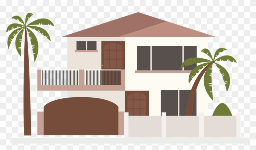 Modern House Png Photo Transparent House Clipart 512313 Pikpng