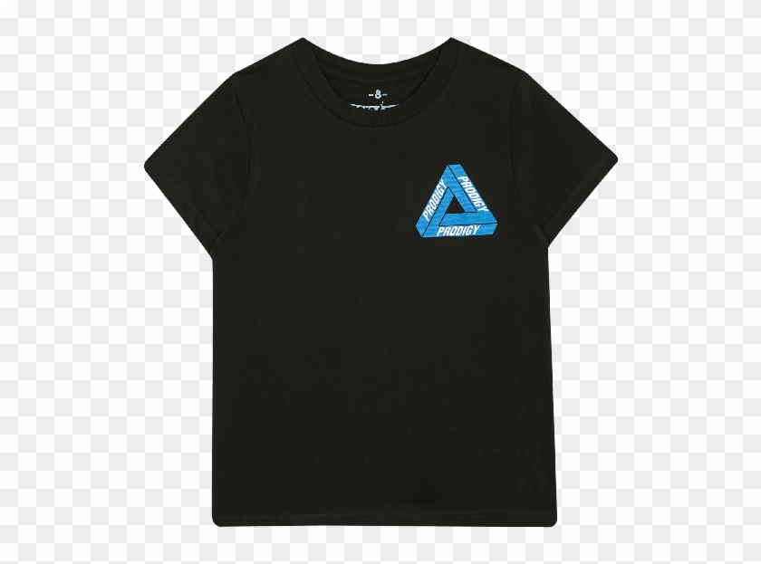 Black Prodigy T-shirt - Active Shirt Clipart #514467