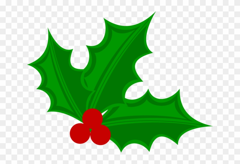 Christmas Holly Clipart Christmas Holly Clipart Nice - Holly Clipart Png Transparent Png #517757