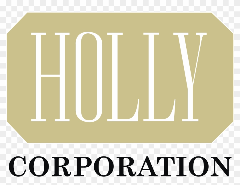 Holly Corporation Logo Png Transparent - Holly Corporation Clipart #518779
