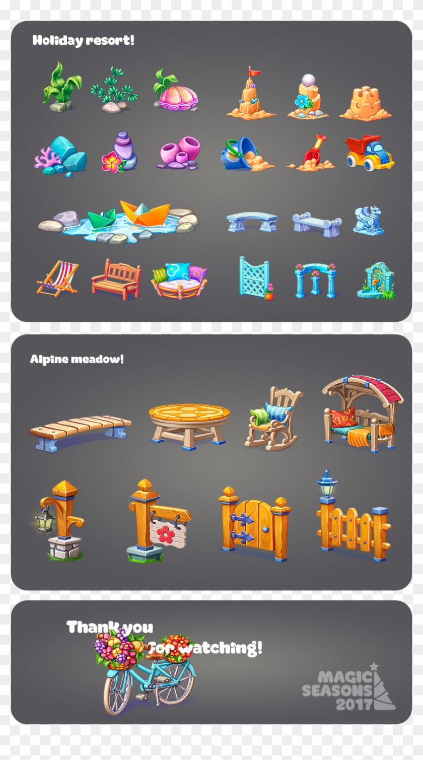 Decor On Behance Game Dev, Game Icon, 2d Game Art, - Game Object Design Clipart #5100724