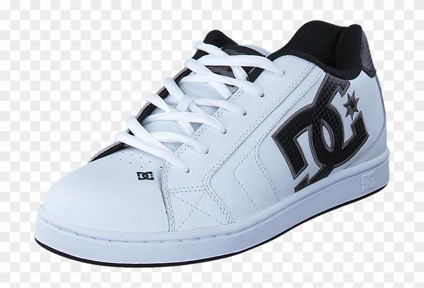 A Lot Of Cheap Handling Mens Dc Shoes Net White/battleship/white - Skate Shoe Clipart #5101733