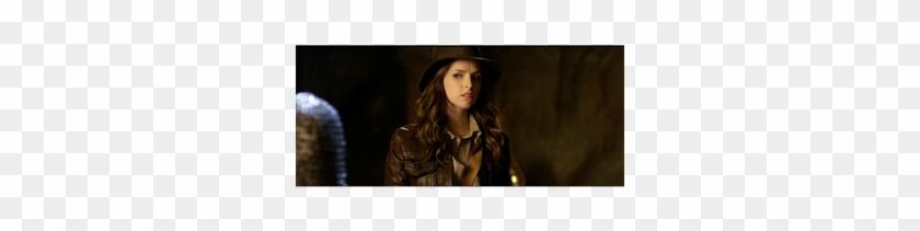 Anna Kendrick's 'indianna Jones' - Female Indiana Jones Clipart #5114314