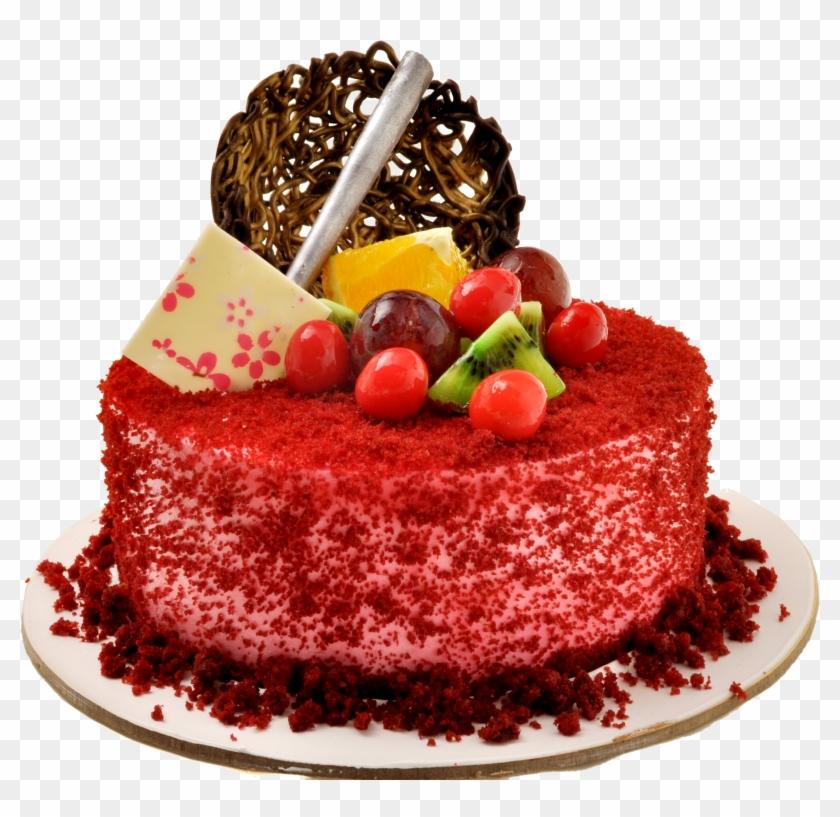 Red Velvet Cake - 1kg Red Velvet Cake Price Clipart #5124110