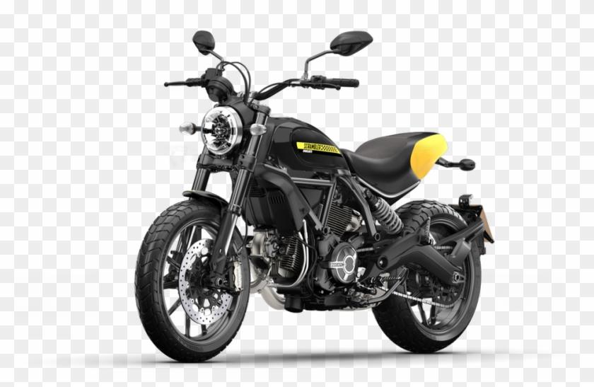 Ducati Scrambler Full Throttle In Uae - Ducati Scrambler 400 Sixty2 Clipart #5125236
