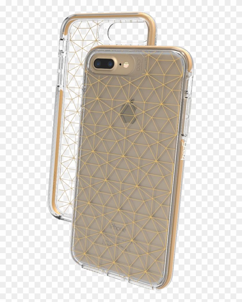 Victoria Gold Iphone 6/7/8 Plus - Mobile Phone Case Clipart #5125440