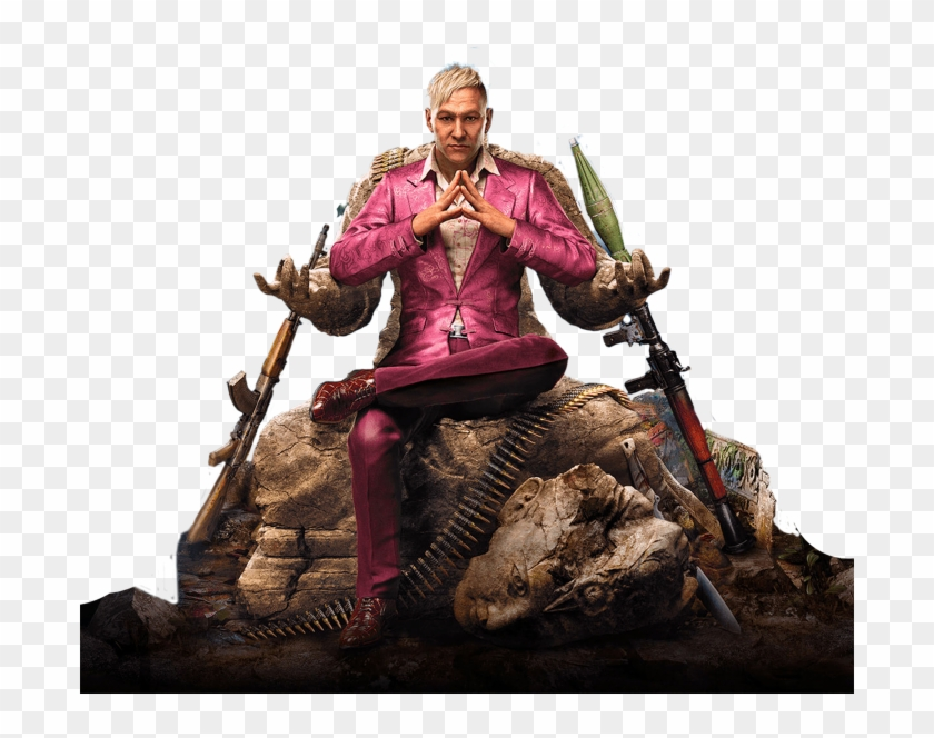 Far Cry 4 Png Clipart 5126540 Pikpng