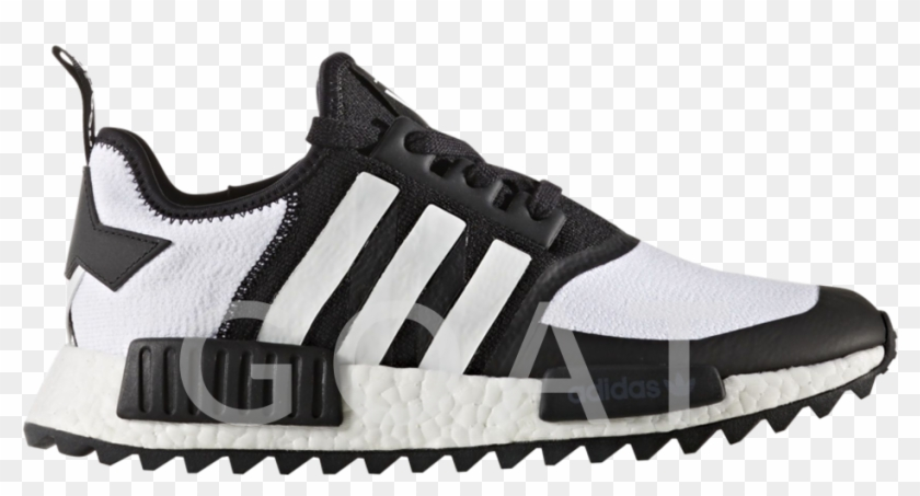 adidas NMD R1 Trail White Mountaineering Core Black