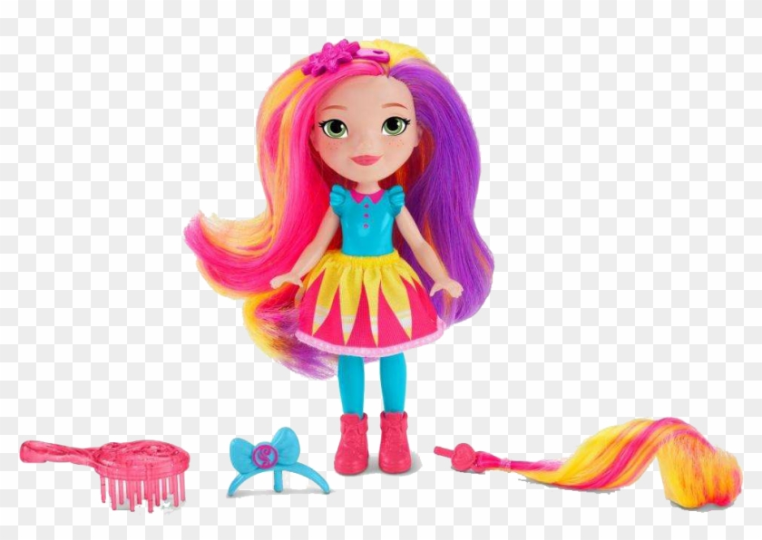 There Are Three Dolls To Collect In This Series - Sunny Day Doodle Toys Clipart #5132351