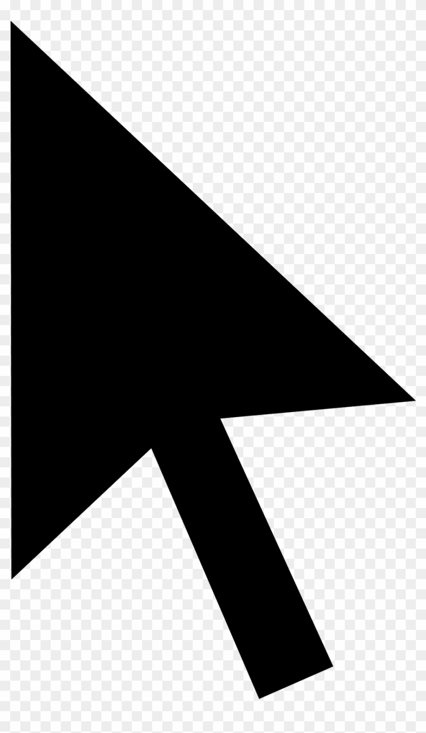 Clip Royalty Free Stock Computer Mouse Pointer Cursor - Cursor Icon Png Transparent Png #5135589