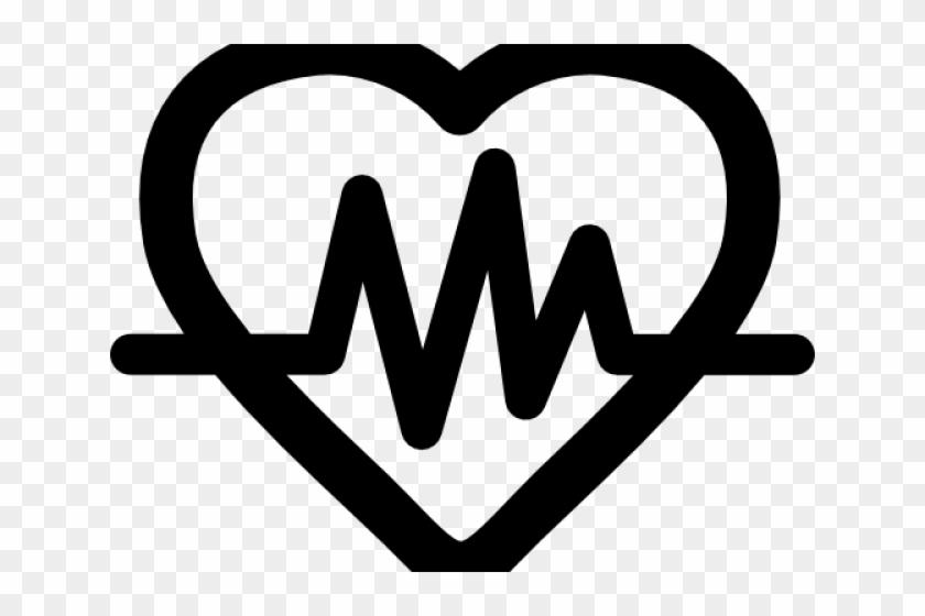 Medical Symbols - Medical Symbols Heart Clipart #5135893
