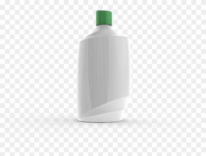 Shampoo Bottle - Water Bottle Clipart #5138951