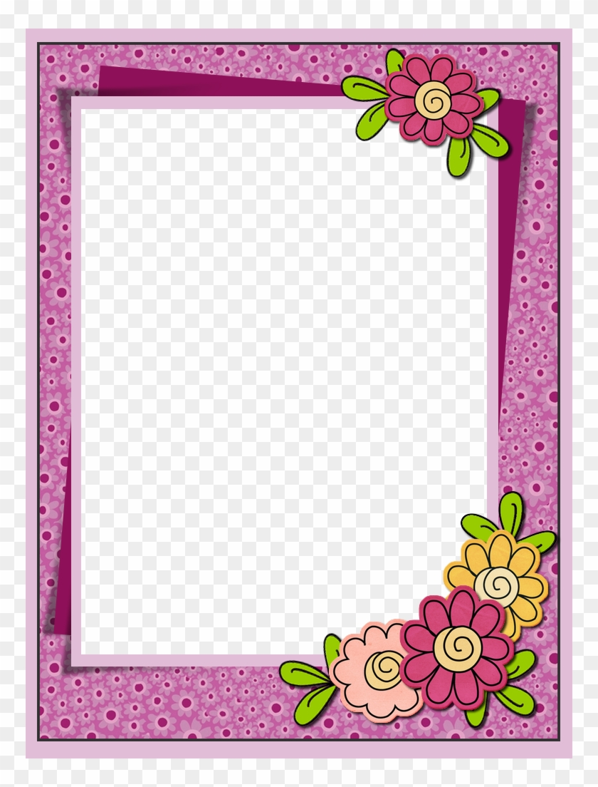 Text Frame, Borders And Frames, Writing Paper, Birthday - Picture Frame Clipart #5141385