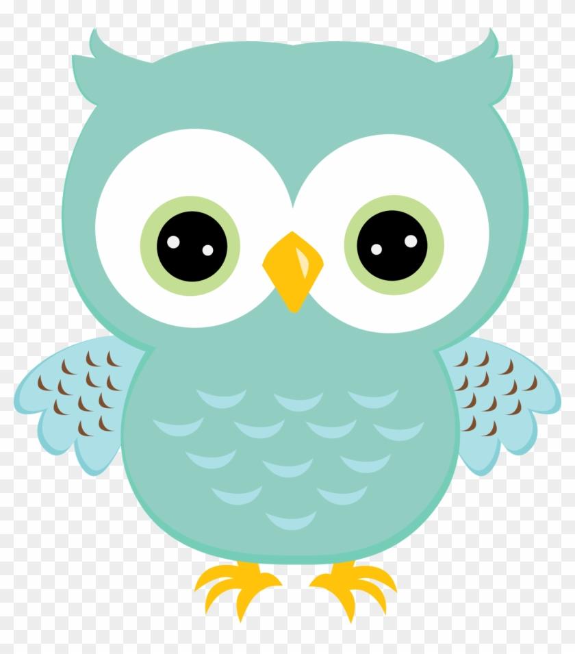 Brown Cartoon Owl Vector Clipart Image Free Stock Photo - Buhos Animados De Colores - Png Download #5152760