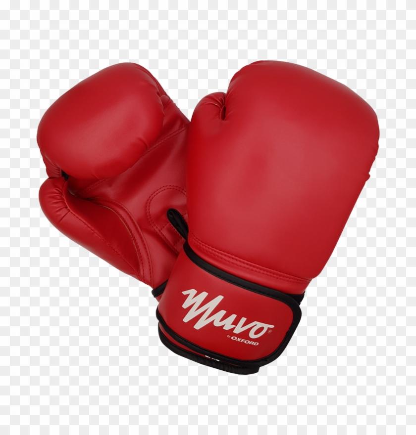 Guante De Boxeo 12oz Rojo - Guantes De Boxeo En Rojo Clipart #5153382