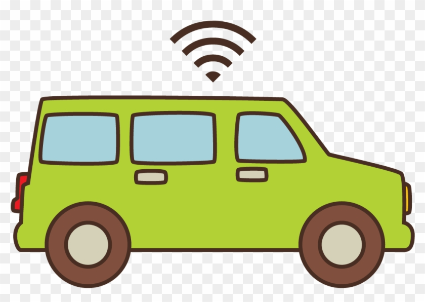 Connected Vehicle - Suv - Bring Your Own Devices Ppt Clipart #5161161