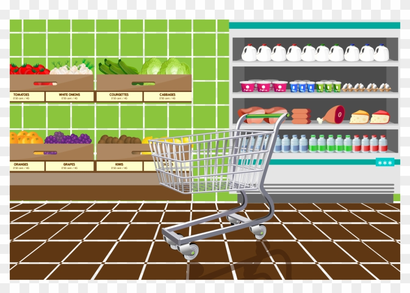 Grocery Store Clipart@pikpng.com