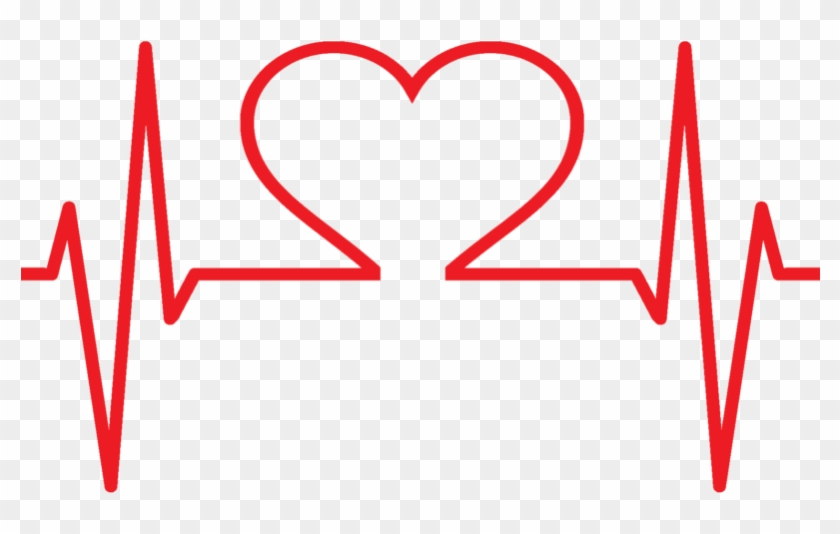 Heart Png Transparent Image - Heart Beat Images Png Clipart #5175053