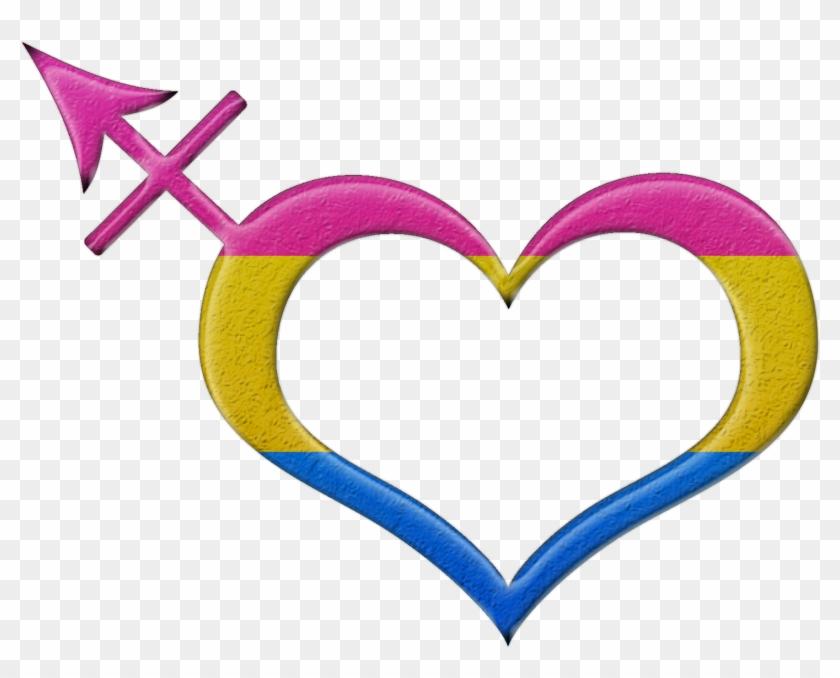 Gender Symbol Transgender Flags Lgbt Symbols - Transgender Love Symbol Clipart #5180288