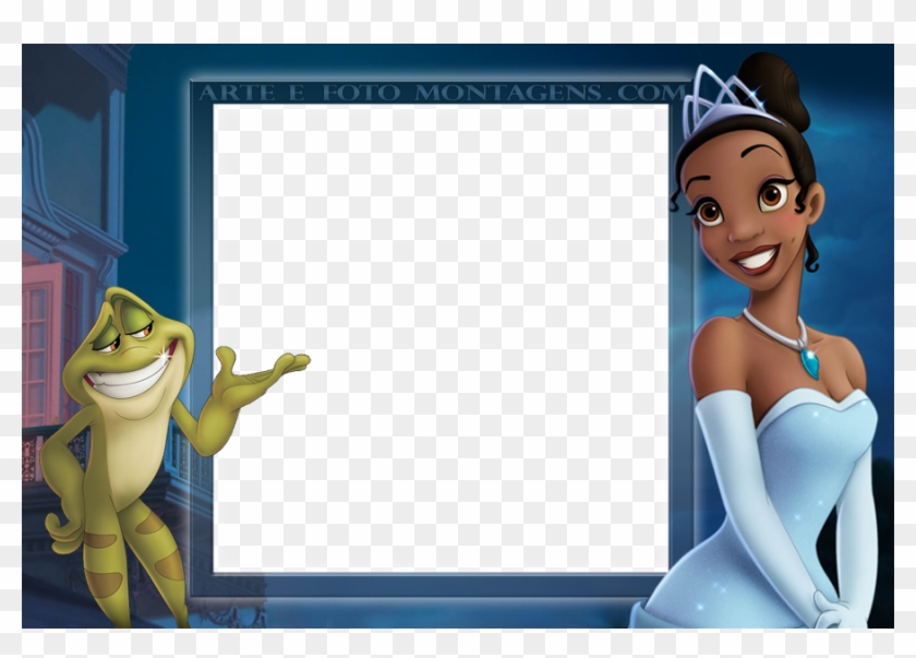 Moldura Princesas Png - Princess And Brandy Norwood Clipart #5181725