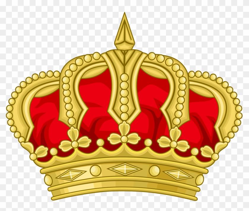 Royal Crown Of Jordan Clipart #522713