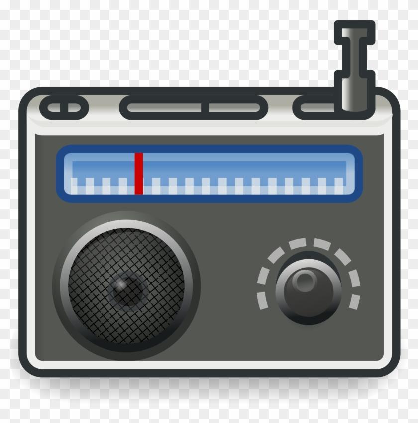 Open Pluspng - Com - Radio Png - Imagen De Una Radio Clipart #525026