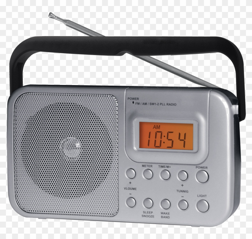Old Radio Png Download Image - Radio Picture Download Clipart #525323