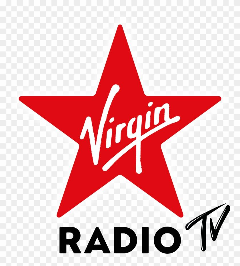 Logo Virgin Radio Tv - Virgin Radio Tv Clipart #525342