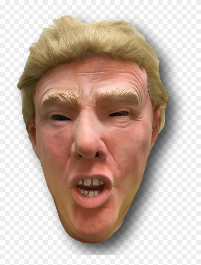 Donald Trump Png Head - Visual Arts Clipart #525579