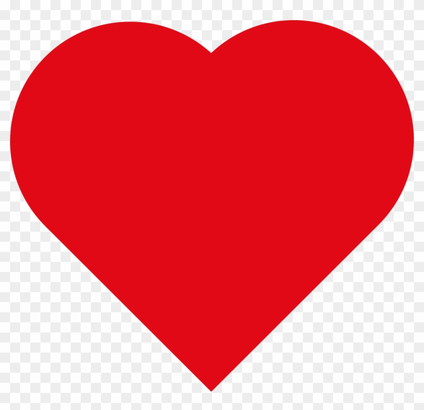 Heart Icon Png - Love Heart Clipart #525660