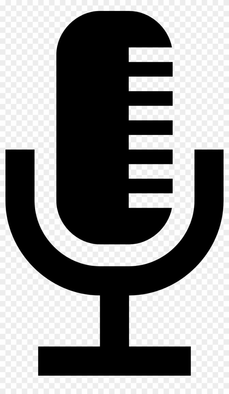 Icono Microfono Radio Png - Radio Mic Clip Art Transparent Png #525825